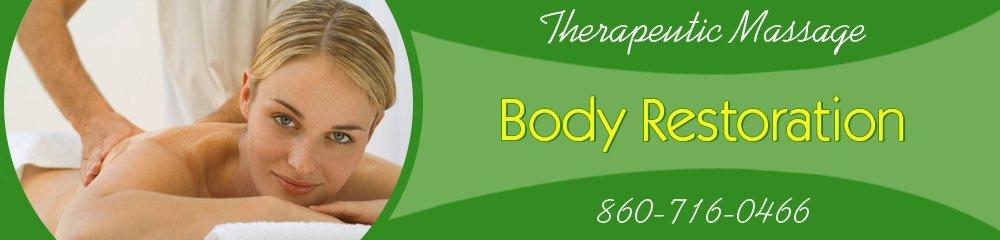Therapeutic Massage - Manchester, CT - Body Restoration