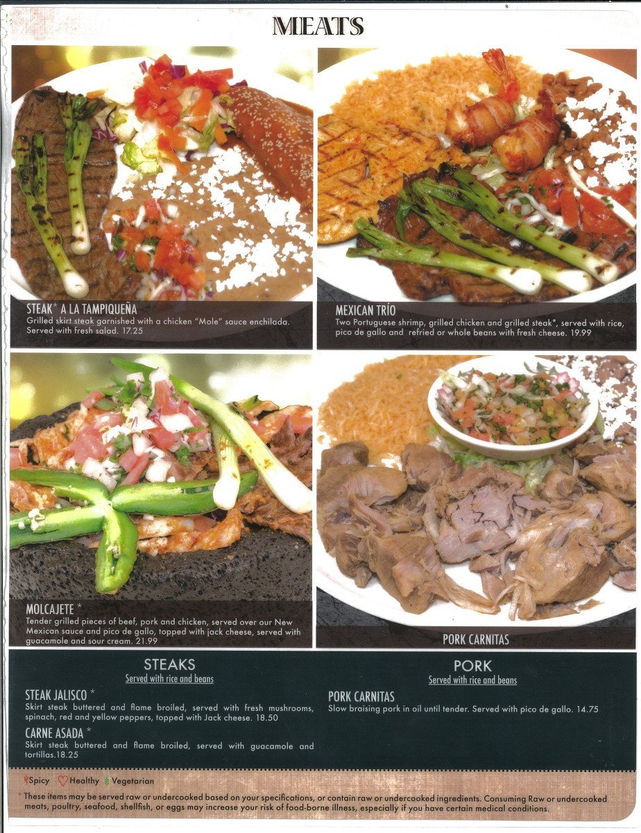 3 margaritas fort collins fajitas menu fort collins co view pdf forumfinder Images
