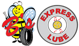 B's Express Lube - Logo