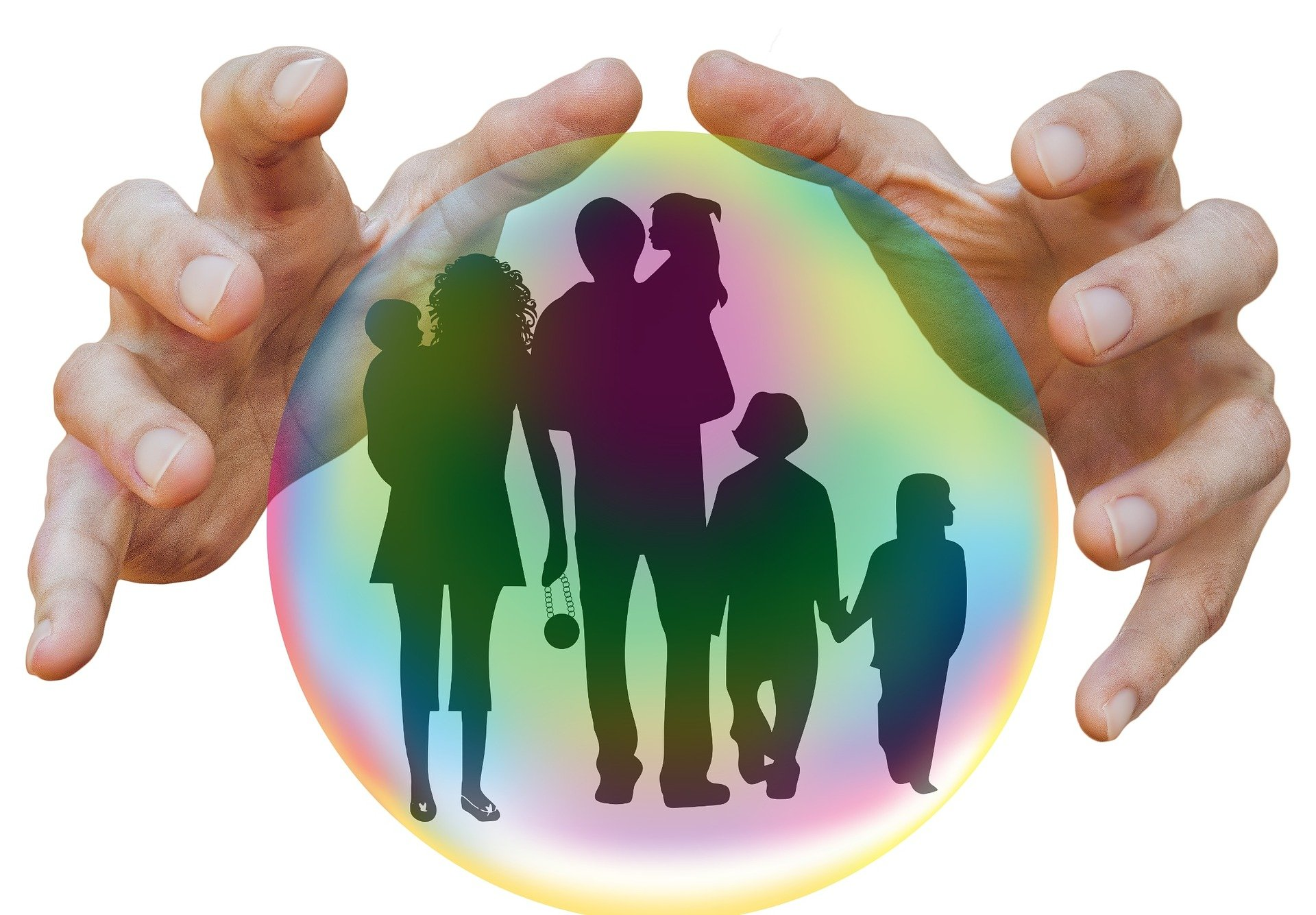 Family makes a difference in child custody cases.