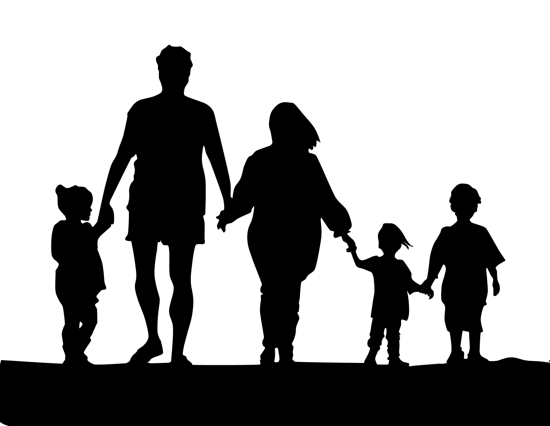 It takes a FAMILY in child custody cases.