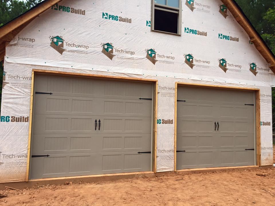 Garage doors service