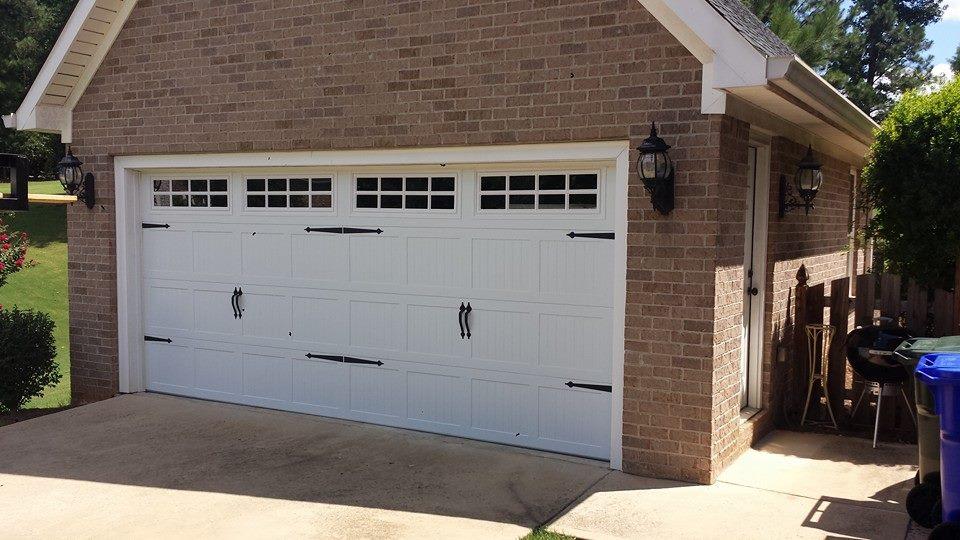 Quality garage door service