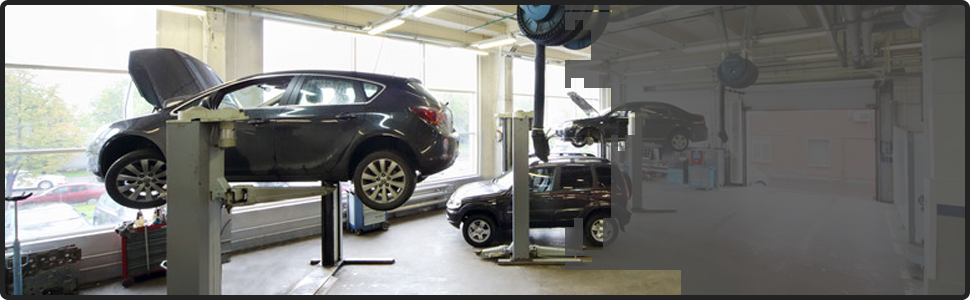 auto repair garage shop