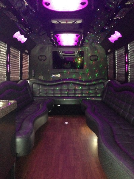 20 Passenger Party Bus #1