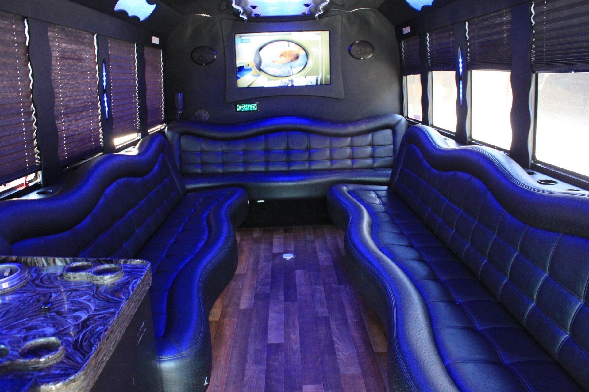 20 Passenger Party Bus #1