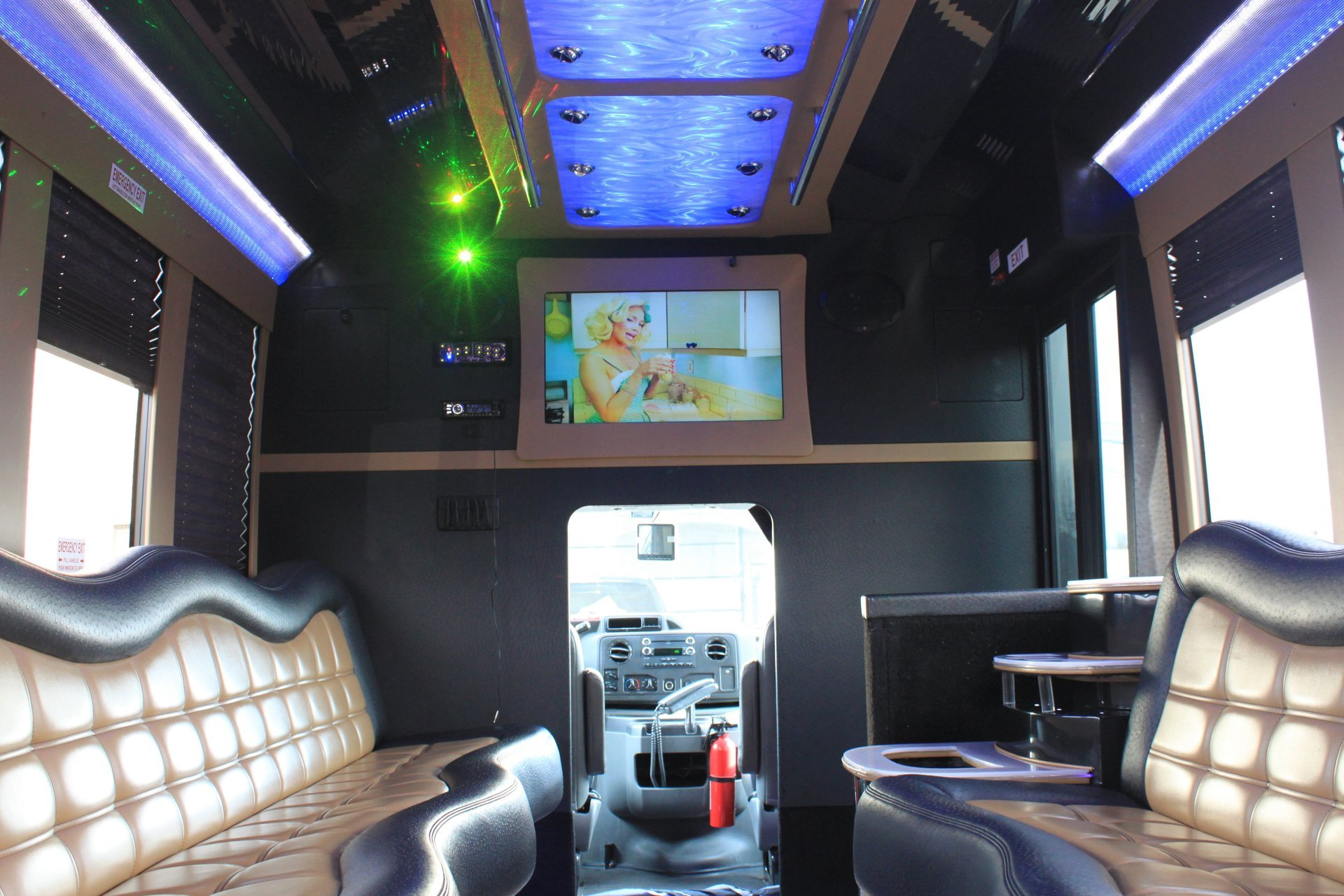 20 Passenger Party Bus #2
