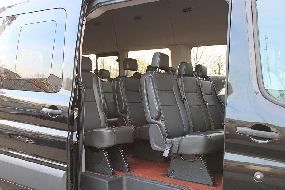 14 Passenger Shuttle Van