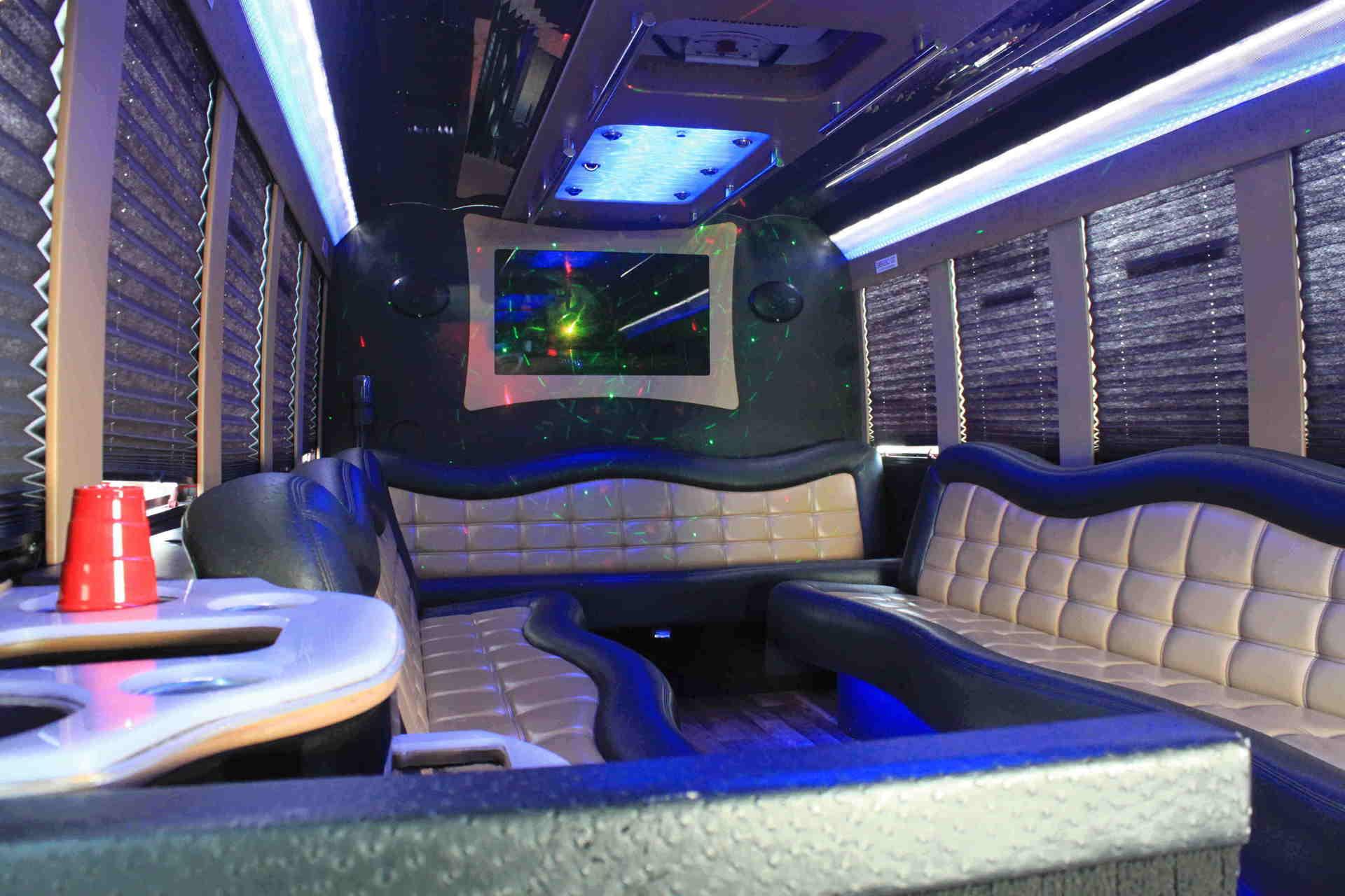 20 Passenger Party Bus #2