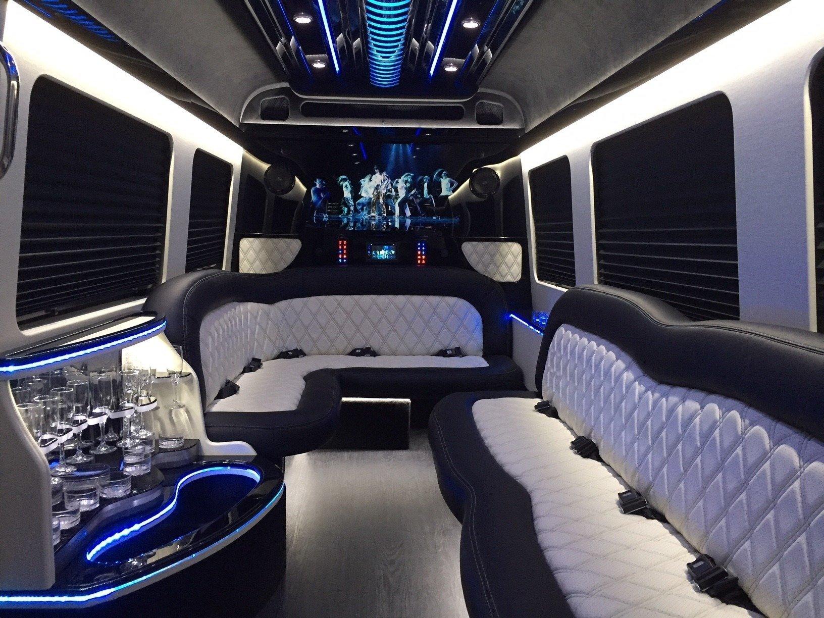 Brand New 12 Passenger Mercedes Sprinter