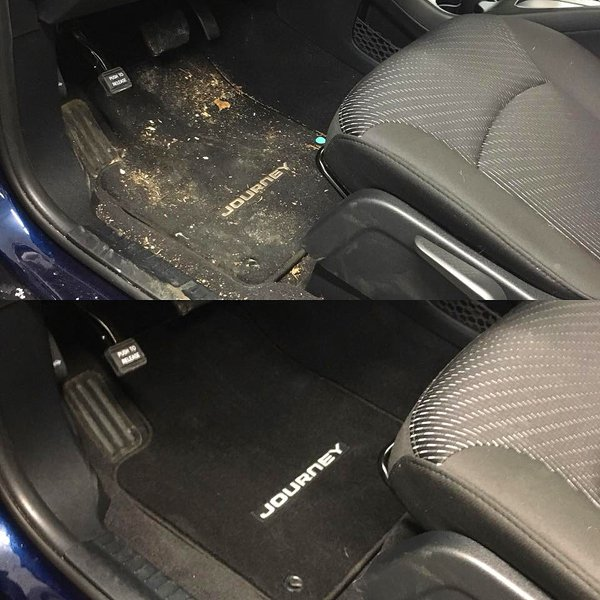 Automotive Collision Repairs - Before and After
