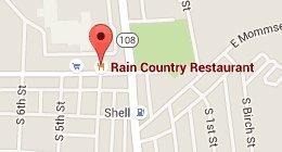 Rain Country Restaurant 124 W Simpson Ave, McCleary, WA 98557