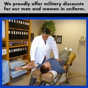 Lower Back Pain - Columbus, GA - Alday Chiropractic - lower back pain treatment -We proudly offer military discounts for our men and women in uniform.