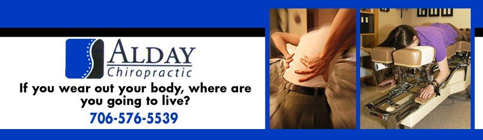 Alday Chiropractic | Chiropractic  | Columbus,  OH | 706-576-5539