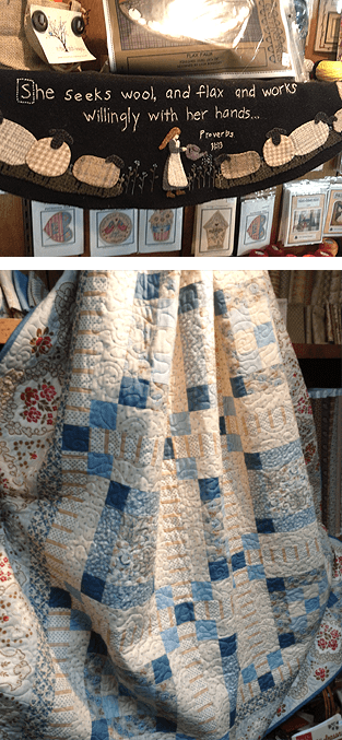 Quilt Samples | Madison, IN | L&L Yard Goods | 812-273-1041