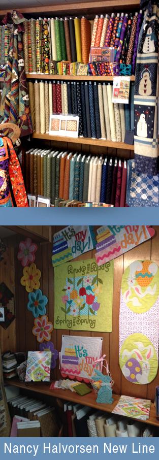 Fabrics   Madison, IN   L&L Yard Goods   812-273-1041