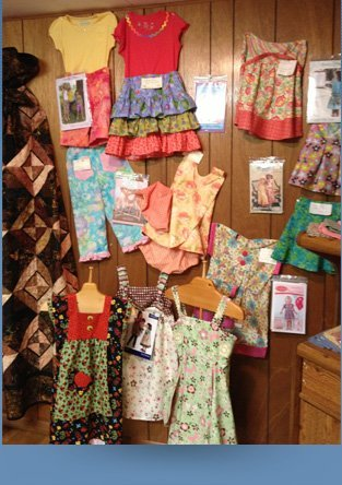 Quilting Books/Patterns   Madison, IN   L&L Yard Goods   812-273-1041