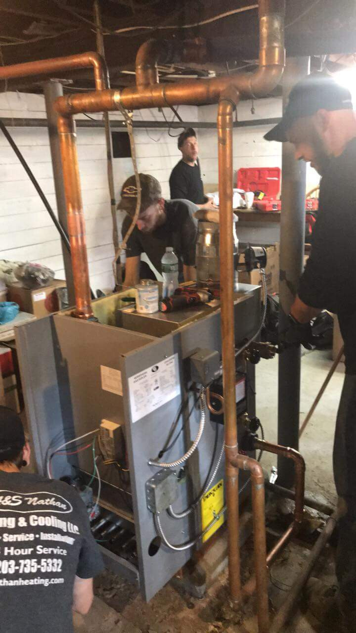A Amp S Nathan Heating Amp Cooling Llc Ansonia Ct