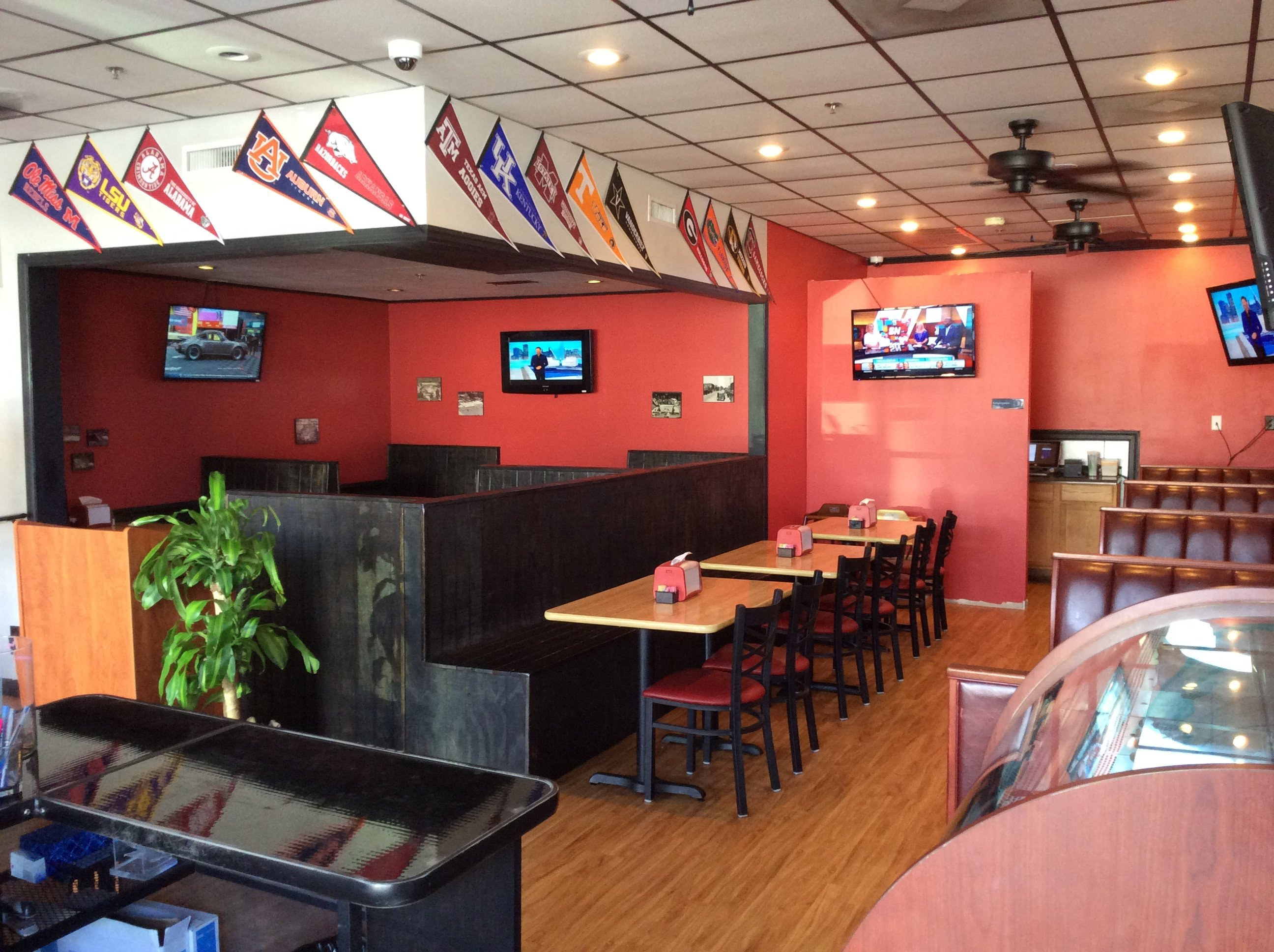 Inside of Neighborhood Grill & Catering