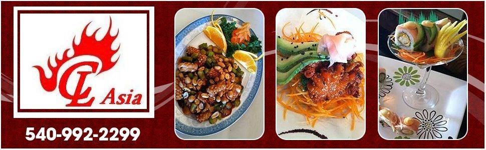 Chinese Cuisine - Daleville, VA - C L Asia