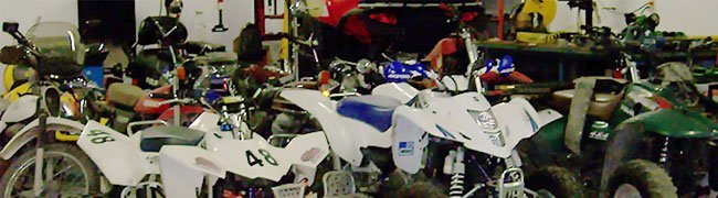 ATV Services, Sales, and Repairs