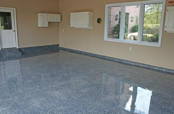 UNIQUE CRETE GARAGE & INDUSTRIAL EPOXY