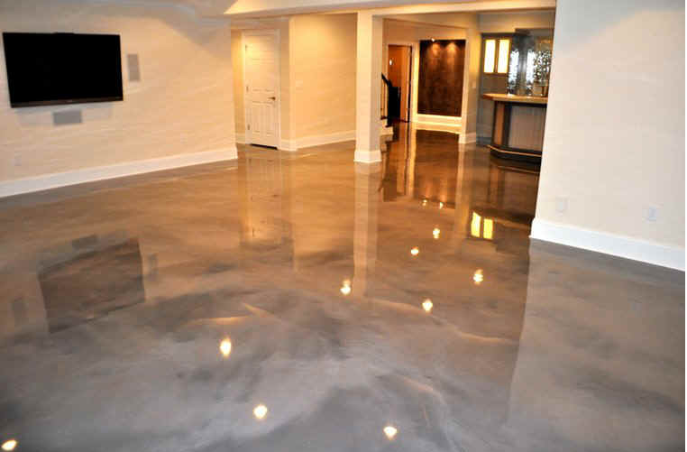 UNIQUE CRETE REFLECTIVE CONCRETE