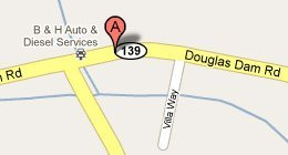 Douglas Dam Self Storage - 1131 Dandridge Dam Rd., Dandridge, TN 37725