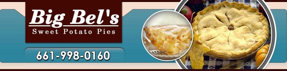 Bakery Palmdale, CA - Big Bel's Sweet Potato Pies