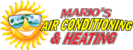 Mario's Air Conditioning and Heating, Inc. Logo