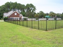 fence services - Panama City, FL  - Bay Fence & Services -  fence