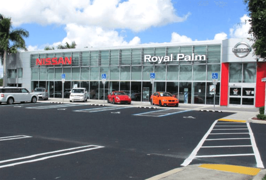 Royal palm auto mall