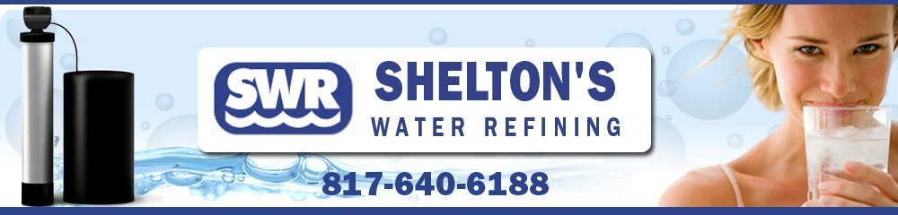 Water Refining Service Arlington, TX - Shelton's Water Refining
