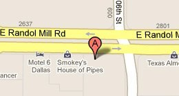 Shelton's Water Refining 2708 E. Randol Mill Rd. Arlington, TX 76011
