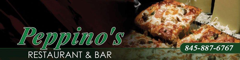Peppino S Pizza: Peppino's Restaurant & Bar