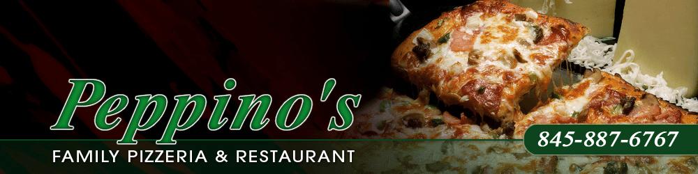 Pizza - Callicoon, NY - Peppino's Family Pizzeria & Restaurant