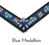 Blue Medallion
