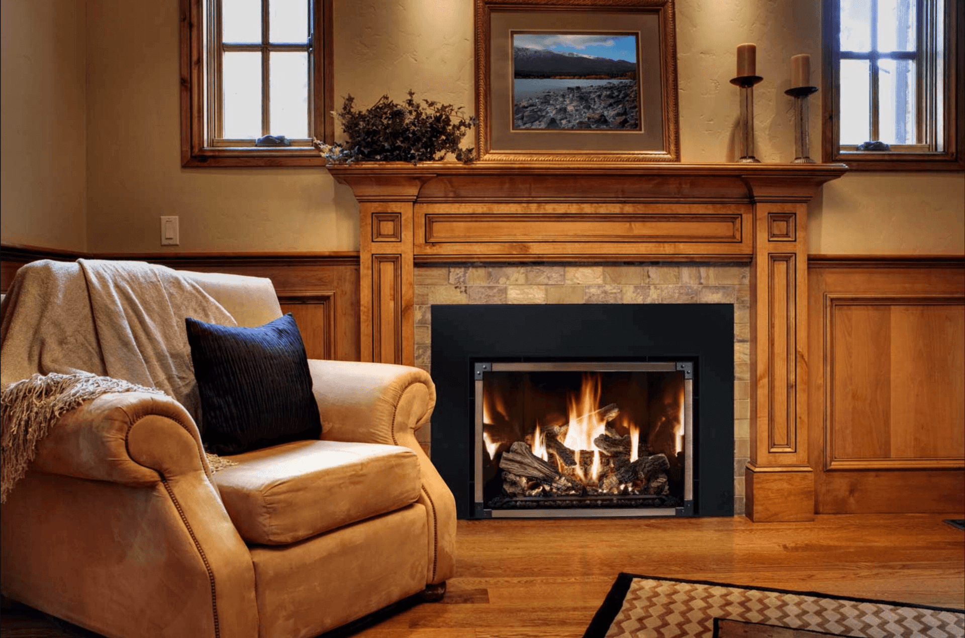 gas fireplaces gas inserts prescott az