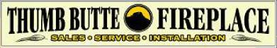 Thum Butte Fireplace logo