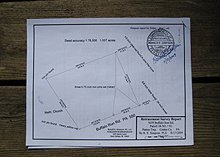 Land Surveyor - State College, PA - Mister PinFinder - Surveyor Diagram
