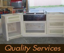 Customized Cabinets Granbury, TX - Gilbert's Custom Cabinets