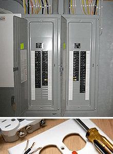 Electric - Richland, MI - Cavalier Electric Inc - Ciruit Breaker