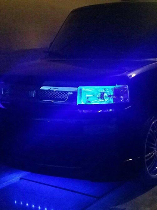 Auto lighting