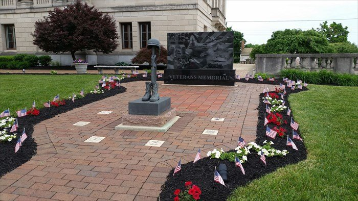Preble County War Memorial