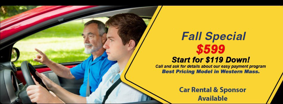 Mature driving lessons | Chicopee, MA | University Driving School | (413)592-350