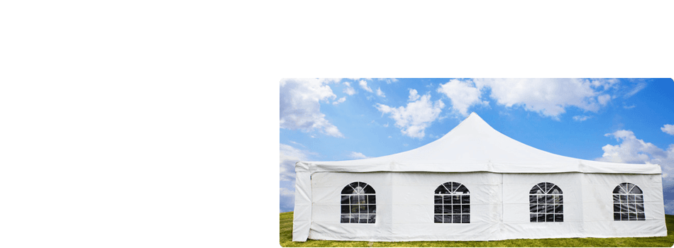 party tents | Denmark, WI | Green Bay, WI | Door County, WI | Manitowoc, WI | Appleton, WI | Rent-A-Tent LLC | 920-863-6829