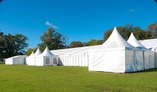 reunion tent rentals | Denmark, WI | Green Bay, WI | Rent-A-Tent LLC | 920-863-6829