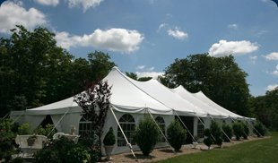 wedding tents  | Denmark, WI | Manitowoc, WI | Rent-A-Tent LLC | 920-863-6829