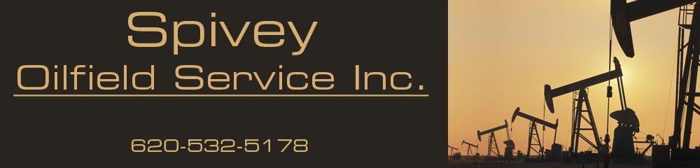 Oilfield Services Spivey, KS - Spivey Oil Field Service Inc.