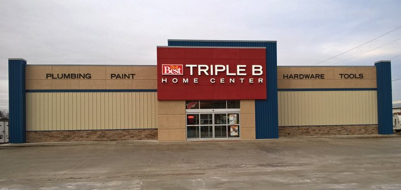 Triple B Home Center shop